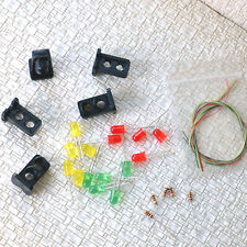 20 sets Target Faces + Accessories for Railway Dwarf signal O gauge 2 Aspects