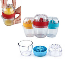 Manual Orange Lemon Juicer Squeezer Hand Press Fruit Citrus Kitchen Gadgets Tool
