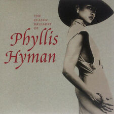 Phyllis Hyman - The Classic Balladry Of -  New Factory Sealed CD