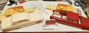 1/25 resin AFX 65 Plymouth bodies and accessories