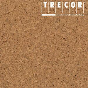 Korkboden Klick TRECOR® Porto Korkfertigparkett - 1 m² - mit Keramiklackierung