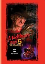 Nightmare on Elm Street 5 Dream Child 0794043502026 With Robert Englund DVD
