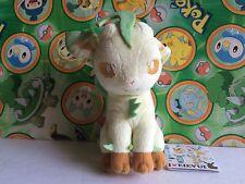 Pokemon Plush Leafeon I Love Eevee 2013 Doll soft Stuffed animal figure toy Go