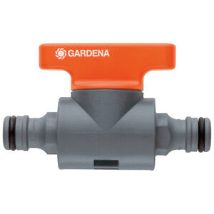 Gardena Kupplung mit Regulier-Ventil
