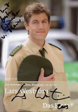 Autogramm - Lars Weström (Um Himmels Willen)