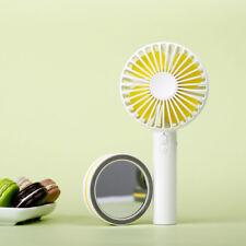 Easyacc Marcarons Handy Fan Portable USB Fan Rechargeable 3 Speeds Adjustment