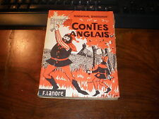 CONTES ET LEGENDES/COLLECTION FOLKLORE/SINGOUROFF/CONTES ANGLAIS 1963 LANORE EO