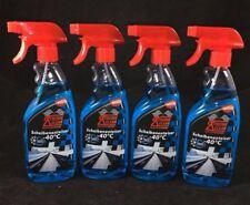 5,40€/L. 4 x 500 ml Scheiben Enteiser Spray Nano 2,0l Enteiserspray Sprühflasche