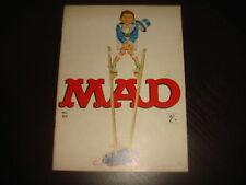 MAD MAGAZINE #56  British UK Edition  FN