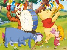 Disney Winnie The Pooh Puzzle 30 pièces 27x20cm à partir de 3 ans de écologique...