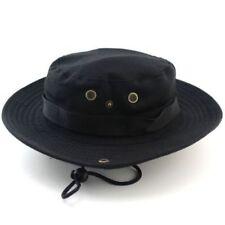 Classic US Combat Army Style Gi Boonie Combat Bush Jungle Hat Cap Ripstop Camo