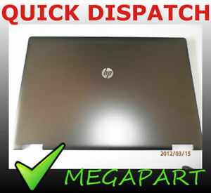 NEW HP ProBook 6360b LAPTOP LCD SCREEN BACK TOP COVER LID / REAR CASE 639467-001