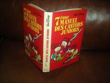 7éme MANUEL DES CASTORS JUNIORS - HACHETTE EDI-MONDE 1985