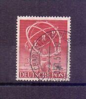 Berlin ERP 1950 - MiNr 71 zentral rund gestempelt - Michel 40,00 € (621)