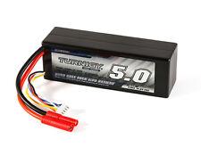 Turnigy 5000mAh 4S 14.8v 20C 40C Lipo Battery Hardcase HXT 4mm Losi HPI Venom