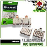 43082-0072 Plaquettes de Frein Avant Genuine Nissin Kawasaki GTR 1400 2008>