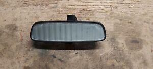 FORD FOCUS FIESTA  MK2 BLACK REAR VIEW MIRROR   E9 014276