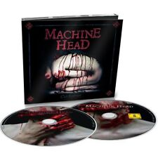 MACHINE HEAD - Catharsis ltd. DIGI CD+DVD NEU!