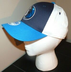 NEW NBA Dallas Mavericks Basketball Youth Boys Hat Cap -Curved Brim- Adjustable