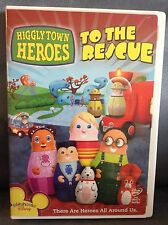 Higglytown Heroes: To The Rescue (DVD, 2007)