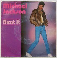 MICHAEL JACKSON  (SP 45 Tours)    BEAT IT