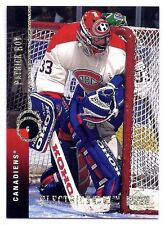 PATRICK ROY 1994-95 Upper Deck ELECTRIC ICE Parallel Card SP #121 Canadiens