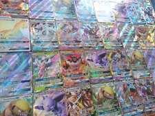 Pokemon Card Bundle Lot 50x Cards - 5x Rares/GX/EX GUARANTEED Mixed Random Lot