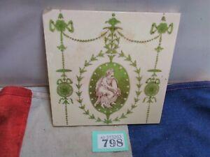 Antique Minton Tile