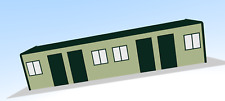 Steel Framed Buildings - Changing Unit - 4m x 12m x 2.6m Shower Block