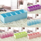 5-Zellen Kunststoff Organisator-Aufbewahrungsbehälter Kleinteile Sortierbox NEUE