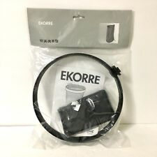 "New IKEA ""Ekorre"" Door Hamper Black Mesh Hanging Bag Storage Organizer Basket"