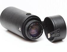 Vivitar Hard Lens Case For Nikon Sigma Takumar Soligor Telephoto Zoom Lenses