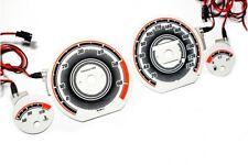 Audi 80 i 90 (B3, B4) design 3 glow gauges dials plasma dials kit tacho glow das