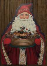 New listing Lot Of 4 Santa And The Ark Christmas Cards With Envelopes Judith Ann Griffith
