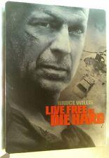 Live Free or Die Hard (Dvd, 2007) (dv2618)
