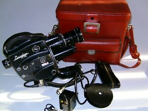 Beaulieu R16 Automatic mit Angenieux 4x17 Set