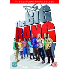 The Big Bang Theory: The Complete Tenth Season (2017 DVD)