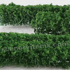 MP SCENERY 6 Green Hedges Architectural Flowering Plants Railroad Layouts