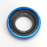 ARRI PL mount to EOS 5D C300 7D 60D T3i 55D T2i 1D adapter