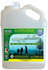 NATURE'S DEFENDER CEDAR OIL LAWN, KENNEL AND ANIMAL CARE CONCENTRATE - 1 GALLON