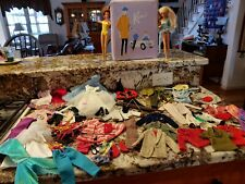 Vintage Ken&Barbie Large Lot -Mostly Early 1960s Case/Clothes/dolls/access ories