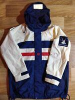 Helly Hansen Match Race Sailing Parka 90's Jacket Windbreaker Hooded Hip Hop