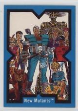 1991 Marvel X-Force #1 New Mutants Non-Sports Card 1k3