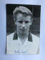 Autogramm BERTI VOGTS-Borussia Mönchengladbach-Originalfoto 60er Jahre! signiert