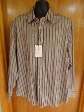 Men's Robert Graham Dress Casual Shirt 3XL