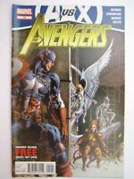 Marvel Comics: AVENGERS #29 OCTOBER 2012 # 24G67