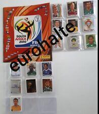 Panini WK WORLD CUP 2010 South Africa Album Leeg Album + Complete Losse Set