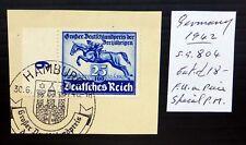 GERMANY 1942 Horse Jumper As Described NC1235