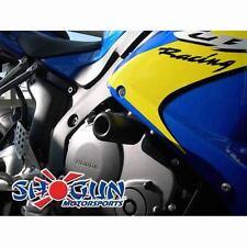Honda 2006-07 CBR1000RR 1000RR Shogun Frame Sliders NO CUT Version - Black