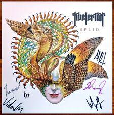 KVELERTAK Splid Ltd Ed Signed By All 6 RARE Poster Display! John Dyer Baizley